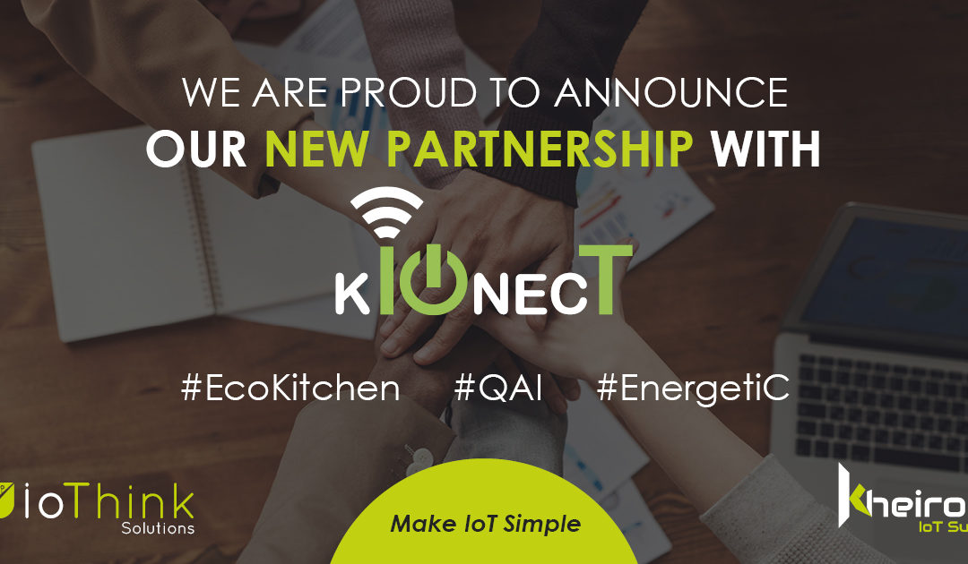 New collaboration with Kionect