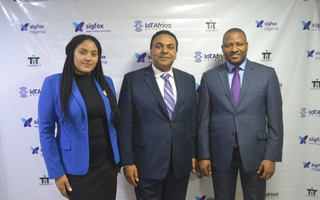 New distribution partnership with Tranter IT in Nigeria