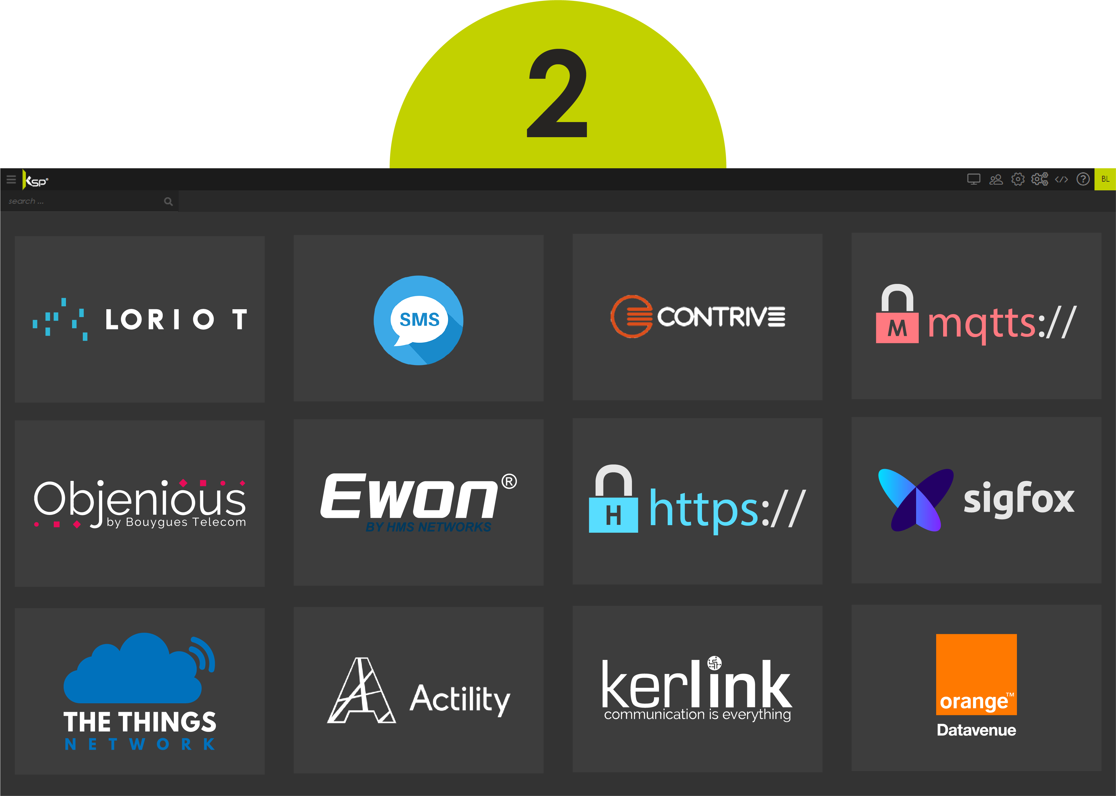 Endpoints - Kheiron IoT Platform