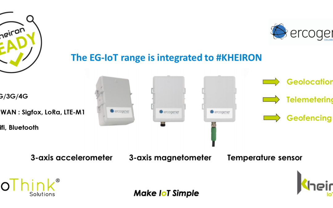 The EG-IoT range from Ercogener is now integrated to KHEIRON!