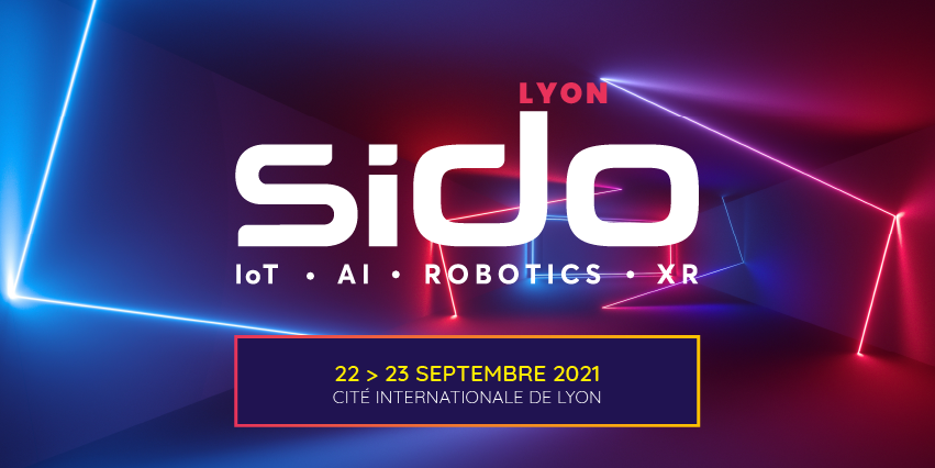 IoThink will attend the SIDO Lyon!